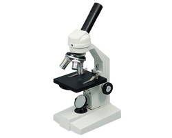 【送料無料】9888生物顕微鏡E400/600(簡易メカニカルステージ付) 03120781-001