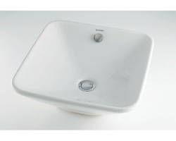【送料無料】カクダイ 角型洗面器(1個価格) #DU-0333420000【メーカー直送・代引不可】 #DU-0333420000 03217001-001【03217001-001】[4972353029532]