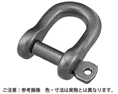 チタンネジシャックル(M12 材質(チタン) 規格( TSP-12) 入数(10) 04152345-001【04152345-001】[4549388477159]