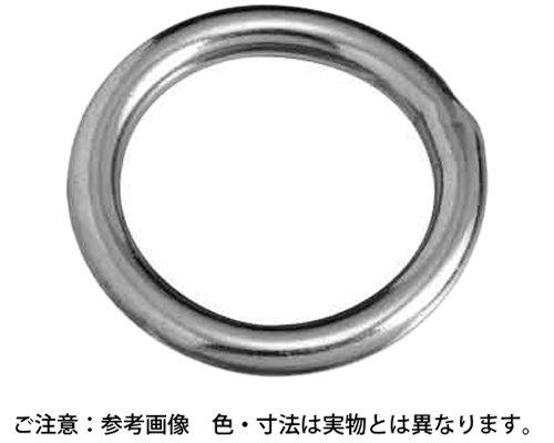 チタン丸リンク(溶接 材質(チタン) 規格( TR-8) 入数(20) 04152335-001【04152335-001】[4549388477012]