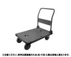 樹脂台車(エアータイヤ)  規格(DSK-312AR) 入数(1) 03570761-001【03570761-001】[4548325845969]