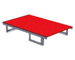 SCT-T04 システムキャビネット テーブル【ジェフコム】 03618815-001【03618815-001】[4937897075186]