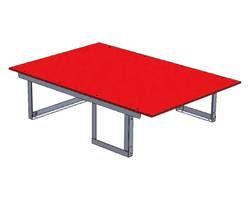 SCT-T07 システムキャビネット テーブル【ジェフコム】 03618816-001【03618816-001】[4937897075216]