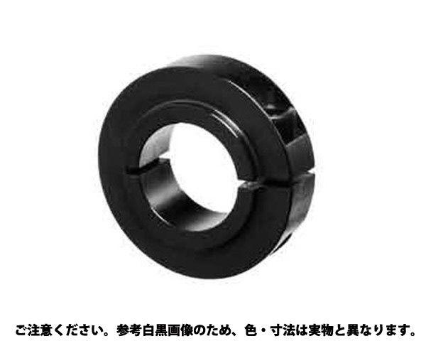 【送料無料】スリットカラー ベアリング固定用 表面処理(無電解ニッケル(カニゼン)) 材質(S45C) 規格(SCS2012MB1) 入数(50) 03601123-001