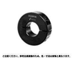 【送料無料】スリットカラー 内径ネジ(細目 材質(S45C) 規格(SCS20H15C) 入数(50) 03600846-001