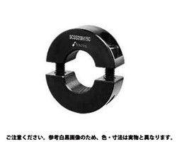 【送料無料】セパレートカラー 内径ネジ(細目 材質(S45C) 規格(SCSS25H15C) 入数(50) 03600856-001
