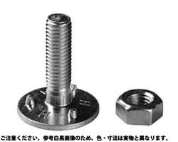 【送料無料】三ツ爪バケットボールトN(ウィッ 材質(ステンレス) 規格( 5/16X38) 入数(200) 03588494-001