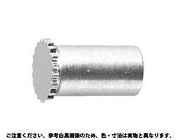 【送料無料】クリンチスペ-サ軸細(TBDFS 表面処理(三価ホワイト(白)) 規格(4.2M3-8) 入数(1000) 03579911-001