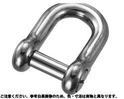 【送料無料】沈みシャックル水本機械製作所製 材質(ステンレス) 規格( CS-22) 入数(5) 03579411-001