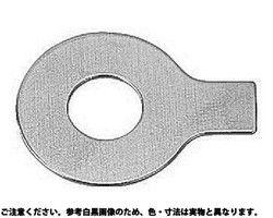【送料無料】舌付き座金 表面処理(三価ホワイト(白)) 規格( M5) 入数(3000) 03578129-001