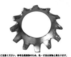 【送料無料】歯付ワッシャー(皿形 表面処理(ニッケル鍍金(装飾) ) 規格( M3) 入数(20000) 03665672-001