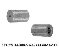 【送料無料】めねじスタッドMS(TP8アジア 材質(ステンレス) 規格(8-25-M4TP) 入数(250) 03659045-001