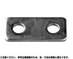 【送料無料】Uボルト用プレート(歩道橋用 表面処理(ユニクロ(六価-光沢クロメート) ) 規格(M6P25X70) 入数(1700) 03654254-001