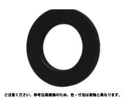 【送料無料】皿バネW(JIS1(軽荷重用 表面処理(BC(六価黒クロメート)  ) 規格(JIS M6-1L) 入数(4000) 03646994-001