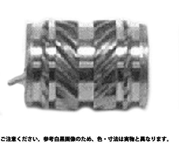 テックソニック(TEC・ROHS ■処理(ROHS)■材質(黄銅) ■規格(M4-8.2) ■入数2000 03494876-001【03494876-001】[4548325510966]