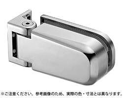 M815E10-13 ソフトクロージング機構付ガラスドア用丁番 M815E10型 壁取付タイプ【スガツネ工業】 03034911-001【03034911-001】