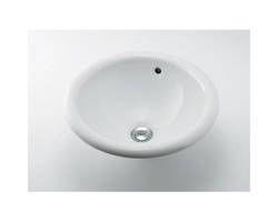 【送料無料】丸型洗面器 #DU-0318400000 03217015-001【03217015-001】[4972353021437]