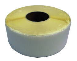 粘着付マジックテープ100ミリ巾X25m A面フック白(PN) 03865327-001【03865327-001】[4984834282206]
