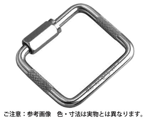 シカクリングキャッチ 材質(ステンレス) 規格( VH-8) 入数(20) 04152277-001【04152277-001】[4549388696123]
