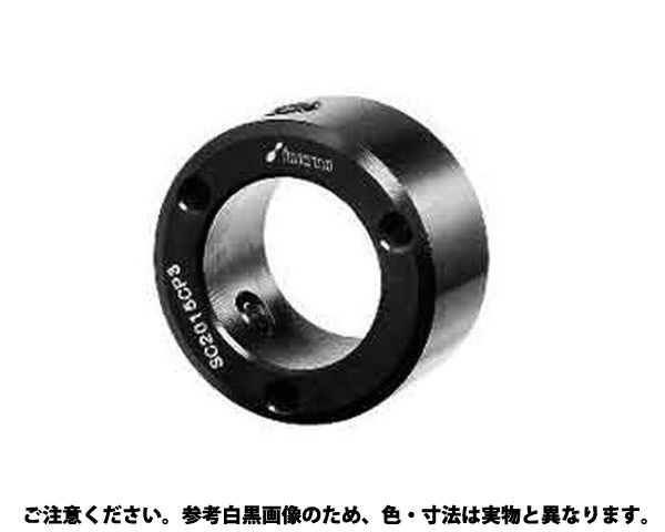 【送料無料】セットカラー 3穴付 材質(S45C) 規格(SC2015CP3) 入数(50) 03601785-001