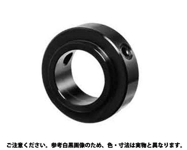 【送料無料】セットカラー ベアリング固定用 表面処理(無電解ニッケル(カニゼン)) 材質(S45C) 規格(SC0809MB1) 入数(50) 03601000-001