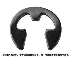 【送料無料】湾曲E形止め輪(磐田規格  規格( BE-64) 入数(1000) 03587247-001