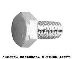 六角ボルト(全ねじ)(左ねじ) 材質(ステンレス) 規格( 10X100) 入数(50) 03578347-001