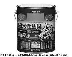 【送料無料】水性エコアクア つや消し黒  規格( 14L) 入数(1) 03664201-001
