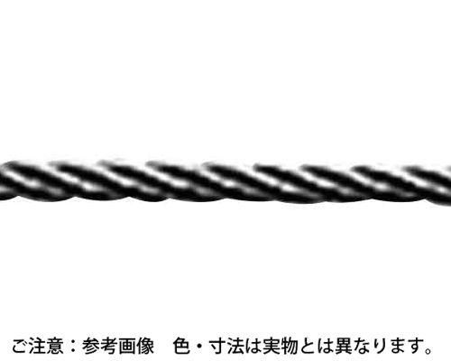 【送料無料】ワイヤーロープ(100M 表面処理(塗装ブルー(青色)) 規格( R-IY80V) 入数(1) 03645997-001
