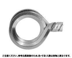 バネナット(ウィット 表面処理(三価ホワイト(白)) 規格( 1
