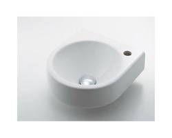 【送料無料】壁掛手洗器Rホール #DU-0766350008 03217029-001【03217029-001】[4972353021475]