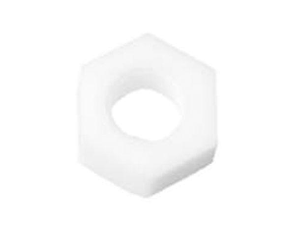 【送料無料】テフロン 6角ナット(TENT ■規格(04 M4) ■入数100 03516234-001【03516234-001】[4525824691587]