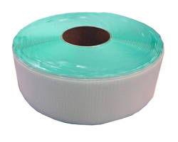 粘着付マジックテープ100ミリ巾X25m B面ループ白 03865328-001【03865328-001】[4984834282213]