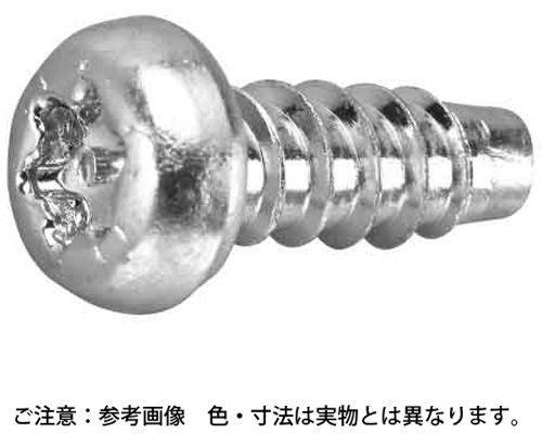 TRXタンパー(B0ナベ 表面処理(ニッケル鍍金(装飾) ) 規格( 2.6 X 6) 入数(4500) 03329693-001【03329693-001】[4548325730333]