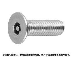 SUSピン六角・皿小 材質(ステンレス) 規格(#6-32X 1