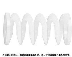 【送料無料】ポリアセ プラバネ  規格(6.0-12-25) 入数(50) 03600119-001