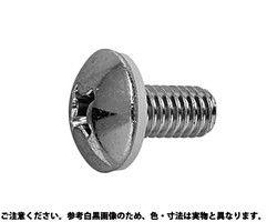 【送料無料】(+)トラスP=N(ナイロンW組 表面処理(ニッケル鍍金(装飾) ) 材質(黄銅) 規格( 3 X 4) 入数(2000) 03591992-001
