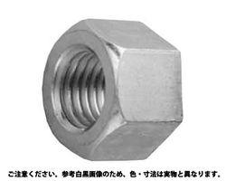 10割ナット(1種) 表面処理(ユニクロ(六価-光沢クロメート) ) 材質(S45C) 規格( M12) 入数(375) 03578527-001