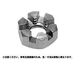 【送料無料】溝付ナット低形1種 表面処理(三価ホワイト(白)) 規格( M10) 入数(300) 03577775-001