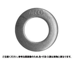 丸ワッシャー(特寸 表面処理(BK(SUS黒染、SSブラック)  ) 材質(ステンレス) 規格(8.5X24X1.0) 入数(1000) 03653860-001