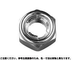 E-LOCKナット(六角タイプ 表面処理(三価ホワイト(白)) 規格(M20(P=2.5) 入数(65) 03647535-001