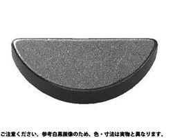 半月キ-  規格( 6 X 25) 入数(100) 03646207-001