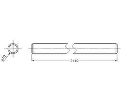 GR-03 ランプ印 ガラスルーバー金物【スガツネ工業】 03034208-001【03034208-001】[]