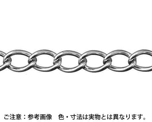 ワイドマンテルチェーン(30M 材質(ステンレス) 規格( SM120) 入数(1) 04152897-001【04152897-001】[4549388713998]