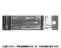 コバルト・スパイラルタップ(止り穴用)HSCOイシハシ精工製  規格(M6X0.75) 入数(10) 03587005-001
