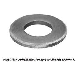面取りワッシャ-(特寸 表面処理(三価ホワイト(白)) 規格(11.5X24X23) 入数(1000) 03656554-001
