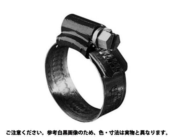 ホースクランプABA(鉄12mm ■処理(3価ホワイト)■規格(58-75) ■入数50 03543525-001【03543525-001】[4548325940275]