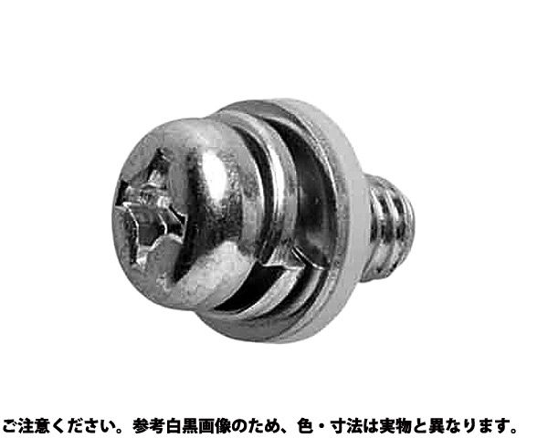 【送料無料】(+)鍋P=3N(ナイロンW組 表面処理(ニッケル鍍金(装飾) ) 材質(黄銅) 規格( 3 X 5) 入数(1250) 03592078-001