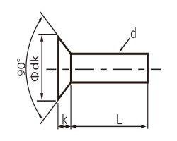 CU サラリベット 材質(銅(CU)) 規格(3X7) 入数(3000) 04220379-001【04220379-001】