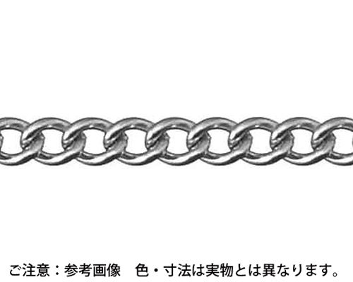 ショートマンテルチェーン(30M 表面処理(クローム(装飾用クロム鍍金) ) 規格( IS20) 入数(1) 04152387-001【04152387-001】[4549388692255]